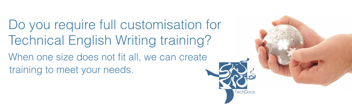 Customise your Simplified Technical English Workshop with us today!